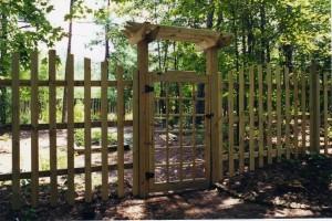garden fence boone nc