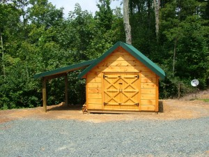 tool shed builder Boone